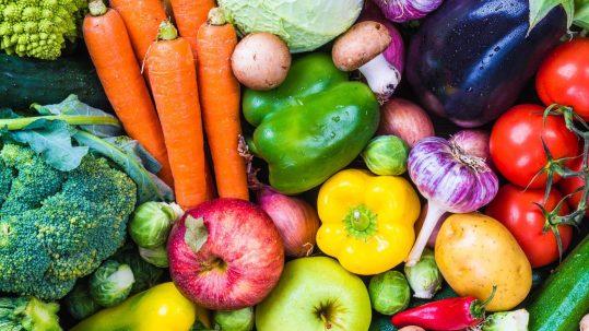 Productiemedewerker - groente en fruit