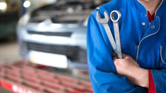 Bedrijfswagenmonteur
